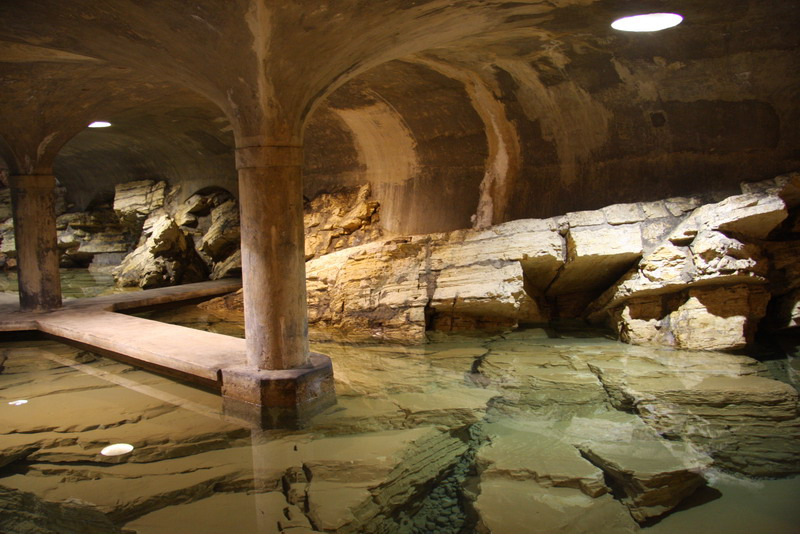 Visita acquedotto di Mompiano